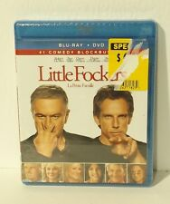 Little Fockers (Blu-ray/DVD, 2011, 2-Disc Set, Canadian) NEW AUTHENTIC REGION A