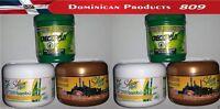 6 UNIT 2 SILICON MIX ARGAN OIL+ 2 BAMBU + 2 CRECE PELO 8 OZ COMBO HAIR TREATMENT