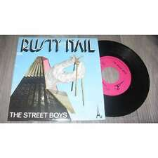 THE STREET BOYS - Rusty Nail French PS 7' Pop Rock 73'