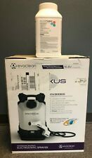 New listing Evaclean Protexus Px300Es Cordless Electrostatic Backpack Sprayer W/ 256 Purtabs