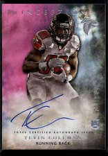 Tevin Coleman Auto /99 2015 Topps Inception Rookie Autographs Magenta RC #RA-21