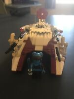 Lego Star Wars Republic Fighter Tank 75182 With Minifigures See Description