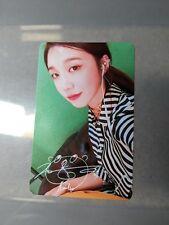 APink Pink Revolution 3rd Album Eunji Photocard