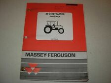 Massey Ferguson MF 3120 Tractor Parts Manual , issued 1993