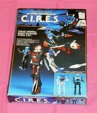 vintage INTER-CHANGEABLES C.I.R.E.S. in box