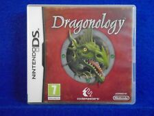 ds DRAGONOLOGY Lite DSi 3DS Nintendo PAL ENGLISH Version