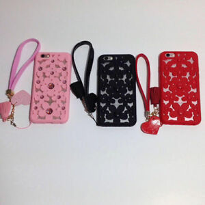 Daisy Soft Silicone Phone Case Cover Strap for Apple Iphone 5 5C 6 6 Plus 7 8 10