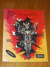 INDY #1 INDEPENDENT COMIC GUIDE 1993 BLACKMORE ARMANDO GIL US MAGAZINE~
