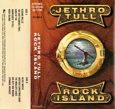 "JETHRO TULL ""ROCK ISLAND"" CASSETTE 1989 chrysalis indonesia"