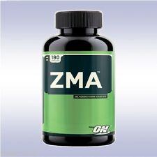 OPTIMUM NUTRITION ZMA (90 CAPSULES) recovery zinc magnesium b6 vitamins on