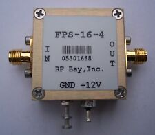 Frequency Prescaler 4.0GHz Div 16, FPS-16-4, New, SMA