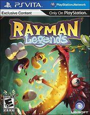 Rayman Legends (Sony PlayStation Vita, 2013)