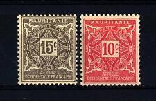 Mauritania - 1914 - Segnatasse -