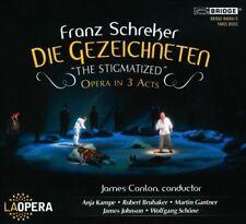 """Franz Schreker: Die Gezeichneten """"The Stigmatized"""" (CD, Nov-2013, 3 Discs,..."""