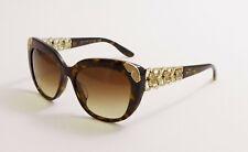 Neues AngebotBvlgari Sonnenbrille 8162 B 504/13 Neu NP 345,- Dunkel Havanna Braun Sunglasses