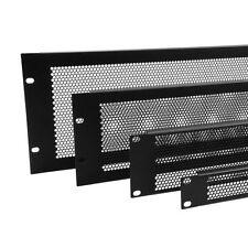 Flight cases noirs pour équipement audio professionnel