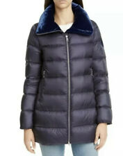 NWT 100%  Authentic MONCLER Torcon Velvet Collar Down Puffer Coat Size 4