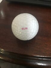 Tiger Woods Nike Air Biden Golf Ball-ELIN Printed
