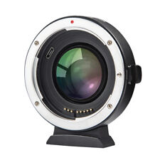 Viltrox EF-FX2 Auto Focus Lens Adapter 0.71x for Canon EF Lens to Fuji X-mount