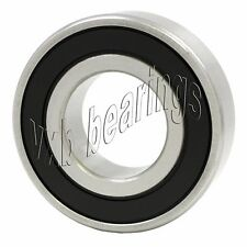 20x35x9-2RS Rubber Sealed Ball Bearing 20x35 ID Diameter 20mm x OD 35mm x 9mm