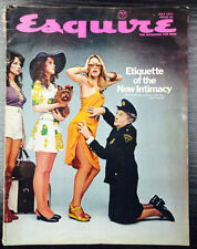 December Esquire Monthly Magazines for Men