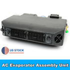 Universal 12V Car Underdash A/C Air Conditioning Evaporator Cooling Unit 3 Speed