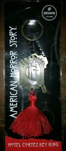AMERICAN HORROR Story Hotel Cortez Key RIng Loot Crate NEW
