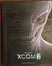 THE ART OF XCOM 2 HARDBACK OFFICIAL ART BOOK