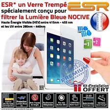 iPad AIR A1566 Film Protecteur Yeux Lumière Bleue Verre ESR Trempé Ecran Vitre