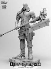 Nuts Planet, The Axecutioner, T75018 unpainted resin kit NIB Trigger Series