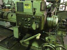 Warner Amp Swasey No 4 Turret Lathe Model M 2240 Plus Tooling