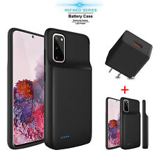 For Samsung Galaxy S20+ Plus Ultra 5G Battery Charging Case External Power Bank