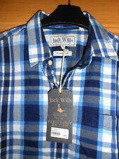 Jack Wills Check Regular Size Casual Shirts & Tops for Men