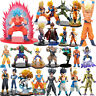 Kids Anime Dragon Ball Z Son Goku Gokou Super Saiyan PVC Figure Gifts Toy Model