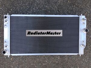 ALUMINUM RADIATOR FOR 98-04 CHRYSLER M300/CONCORDE / DODGE INTREPID 99 00 01 03