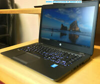 MOBLE WORKSTATION IN ULTRABOOK FORMAT HP ZBOOK 14 G2 i7 5600U-3,2GHz 256SSD 8GB