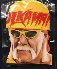 Hulk Hogan Wrestler Yellow Bandana 1980's Fancy Dress Hulkamania Wrestling Hat