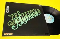 AMERICA LP ONLY ITALY COVER MINT !!!! TOOOPPPPPPPP