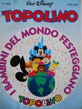 Topolino n°1983 [G.273] - BUONO –