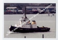 mp122 - Tug - Sir Bevois in Southampton - photo 6x4