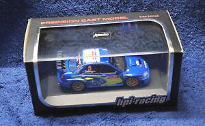 ✅ 1/43 HPI Subaru WRC 05 Petter Solberg