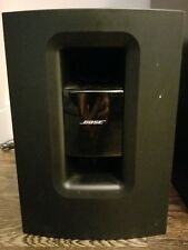 Bose CineMate 1 SR Sound Bar / Wireless Acoustimass Module