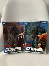 Beach Head & Cobra Trooper G.I Joe Classified Series Cobra Island. Mint. Target