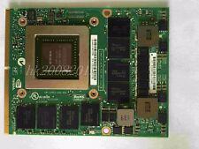 HP ZBook 17 NVIDIA QUADRO K4100M 4GB N15E-Q3-A2 VIDEO CARD 728556-001 708540-001
