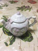 Enesco Precious Moments Tea Pot Ornament 1994