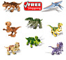 NEW 8 x Jurassic Indoraptor Dinosaurs Figure Building Toy Fit Lego ☀️FAST SHIP☀️