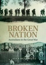 NEW Broken Nation By Joan Beaumont Paperback Free Shipping