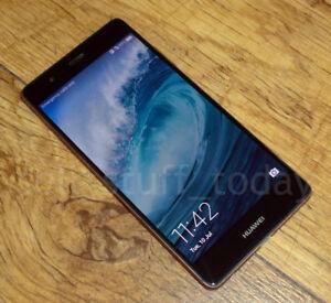 "Huawei P9 (EVA-L09), UNLOCKED, 32GB, Titanium Grey, 5.2"" full HD (25BV)"