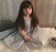 "CUSTOM ORDER Reborn Toddler Girl 40"" Aleonka by Natalie Blick You Choose"