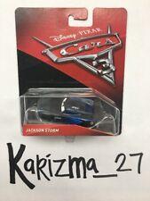 Brand New Disney Pixar Cars 3 Jackson Storm #20 Diecast Mattel 1:55 McQueen